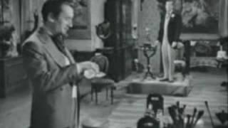 """""""el retrato de dorian gray"""" (1945)"""