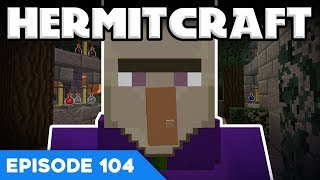 Hermitcraft V 104   WICKED WITCHES! 🔮   A Minecraft Let's Play
