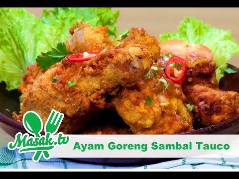 Ayam Goreng Sambal Tauco - KFC (Klaten Fried Chicken)