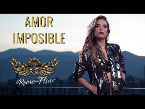 Amor Imposible - Yeimy (Gelo Arango) La Reina Del Flow 🎶 Canción Oficial - Letra | Caracol TV