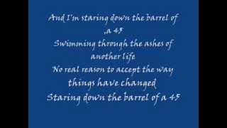 SHINEDOWN-45 [lyric]