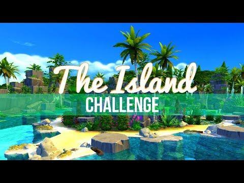 DAS haben die Wellen an Land gespühlt! - [The Island Challenge] Die Sims 4