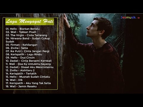 Lagu Menyayat Hati (18 Lagu Pop Indonesia paling sedih 2017)