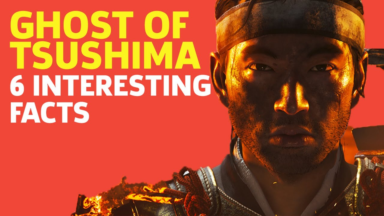 Ghost Of Tsushima - 6 Interesting Facts You May Not Know - GameSpot
