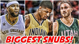 Biggest All NBA Team SNUBS! Celtics NOT TRADING Markelle Fultz? | NBA News & Highlights