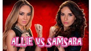 Amiga mia  Allie vs Samsara Dueto