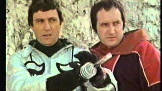 Tonight with Jonanthan Ross interview Blakes 7 stars 1991