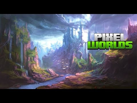 Pixel Worlds | Fantasy  | - The Lore of Aerendir| Story Film