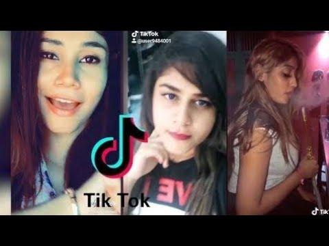 Cute Girls On Tiktok,trending Tiktok Videos,prank Tiktok Videos