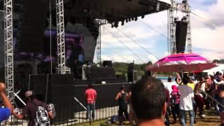 The Old Monsters Megamix / Shpongle - DMT (Astrix Rmx) @ Evolution Festival Morelia 2014
