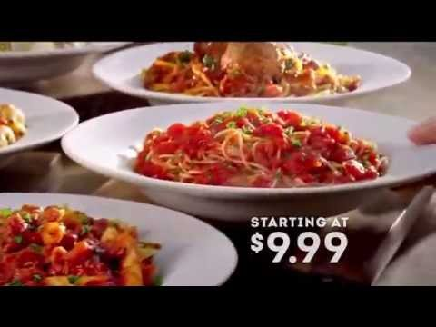 TV Commercial Spot - Olive Garden - Never Ending Pasta Bowl - Back and Better Than Ever! - Fall 2014