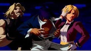 [TAS] KOF 2002 Playstation 2 HACK - Secret Team2