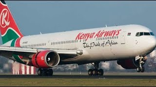 Governor Anyang\' Nyong\'o reveals how he stopped Kenya Airways from falling