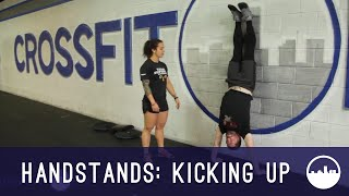 Gymnastics: How To Do Handstand Progressions - MovementRVA Episode 8