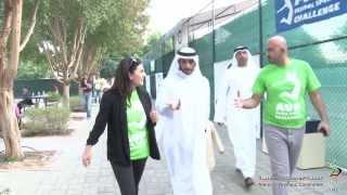 أمريكية دبي تنظم مهرجان التحدي الرياضي الثالث لطلبة المدارس