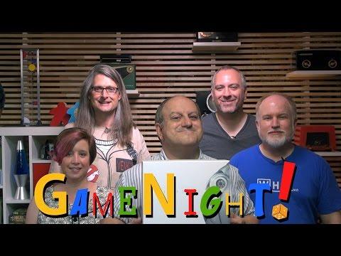 T.I.M.E Stories - GameNight! Se4 Ep10