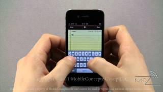iPhone 4 Tutorial Part 1