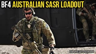Battlefield 4 (PS4) - Australian SASR Loadout - M39 EMR + Compact 45 (BF4 Gameplay)