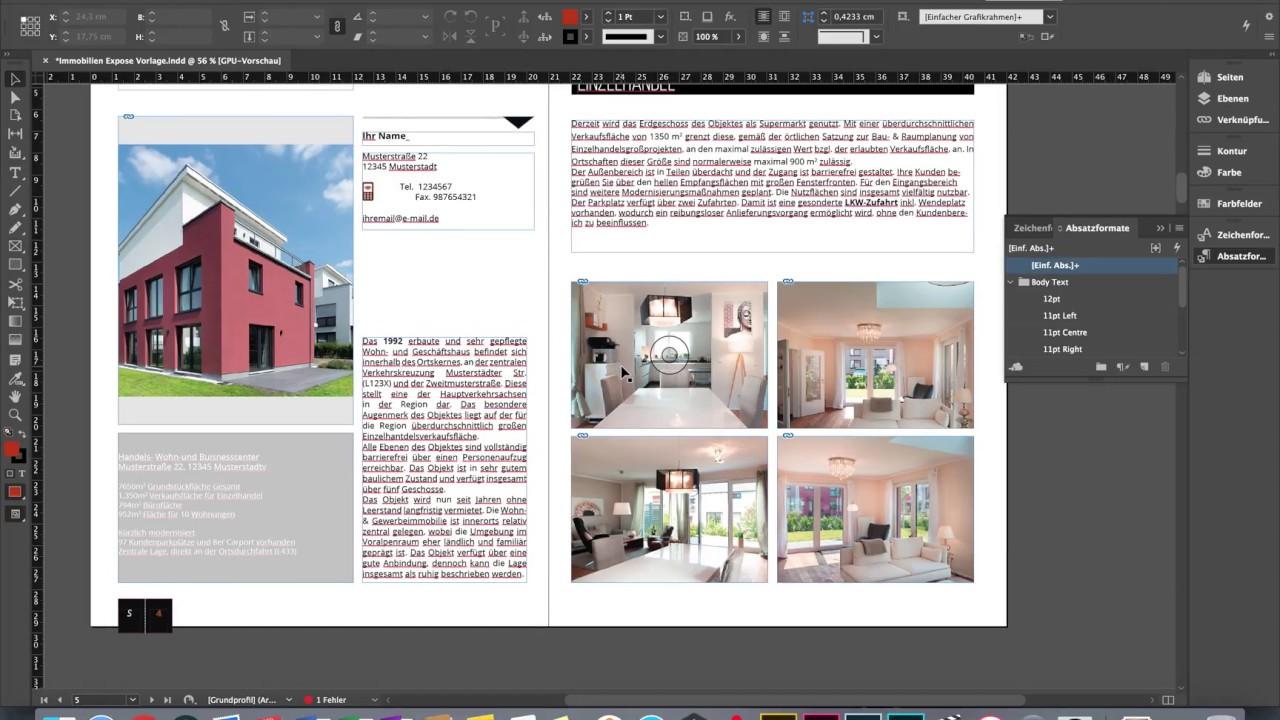 Immobilien Expose Vorlagen Unsere Referenzen 10