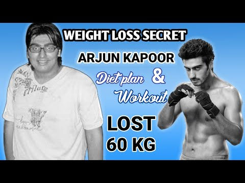 Arjun Kapoor Weight Loss Journey | Diet Plan | Workout | Tips thumbnail