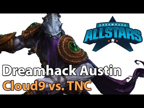 TNC vs Cloud9 - NA Summer Regional #1 Group A - G1