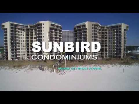 Sunbird Condo Panama City Beach Real Estate For