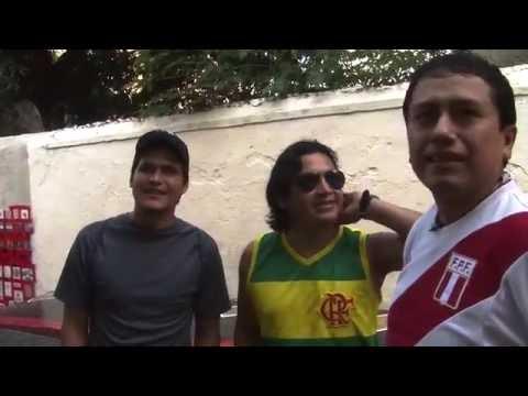 PERUANOS EN EL MUNDO: VIAJE A RIO