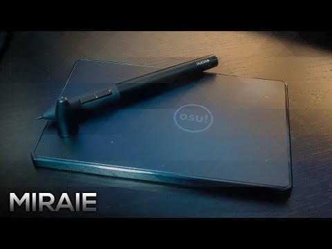 New 2016 Osu! Tablet - Unboxing, Review & First Impression