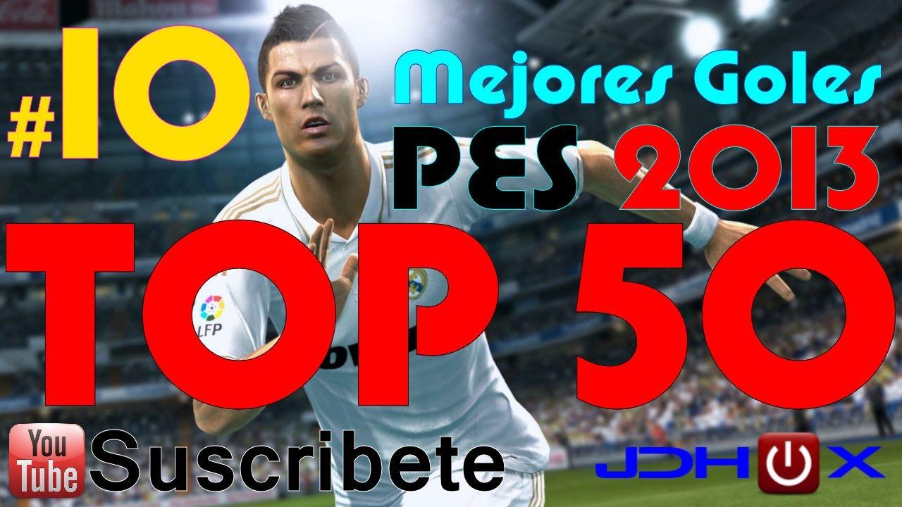 Mejores goles PES 2013 | Top 50 #10