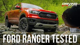 2019 Ford Ranger Lariat FX4 Off-Road Review