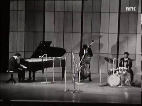 Charles Lloyd Quartet - Molde Jazz Festival 1966 *upgrade*