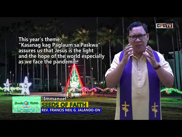 SEEDS OF FAITH EPI 141 Immanuel