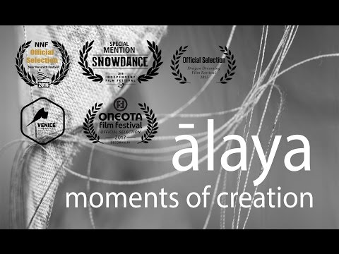 """ALAYA - moments of creation"" [Full feature Documentary]"