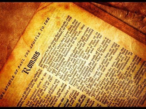 Romans 9:30-33 (The Stumbling Stone)
