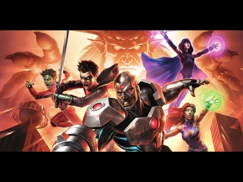 My Top 10 Favorite Teen Titans Members