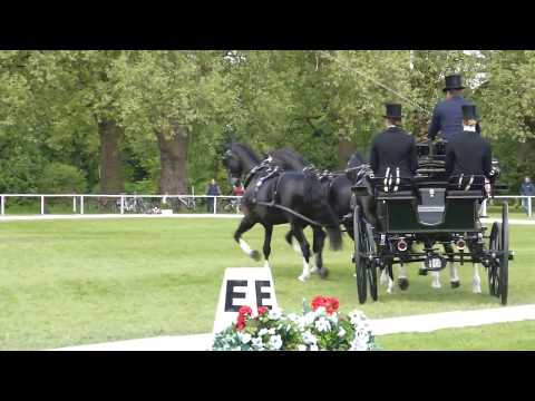 EXELL Boyd, AUS, CAIO4# H4 Windsor GB, Dressage, 10 05 2018