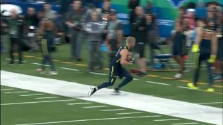 Mike Mayock on Cooper Kupp 'He's special', Cooper Kupp does a solid job at NFL Combine