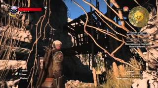Ведьмак 3: Дикая Охота школа волка баг