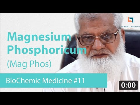Magnesium Phosphoricum Benefits   Uses Of Mag Phos Biochemic Homeopathic Medicine In Urdu