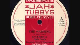 Jah Tubbys  The warning  & dub