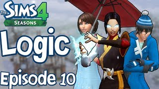 The Sims Logic (Ep.10): Sims 4 Seasons