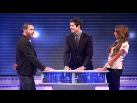 Danny Miller   All Star Family Fortunes (Part 1 Of 3)