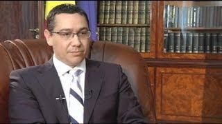 "euronews interview - Victor Ponta: ""Romania is a democracy"""