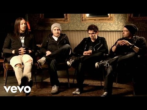 Bullet For My Valentine - Fever, Skateboarding and Pies