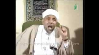 """الشعراوي يفكك العلمانيين""""المسلمين"""" !!?? """"Islam politique"""""""