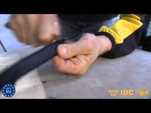 K9® - Color & Gray dog leash - Crash test, Code: 216GM, 218GM