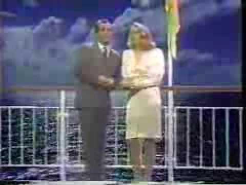 ABC Allstars - Bruce Willis and Cybill Shepherd