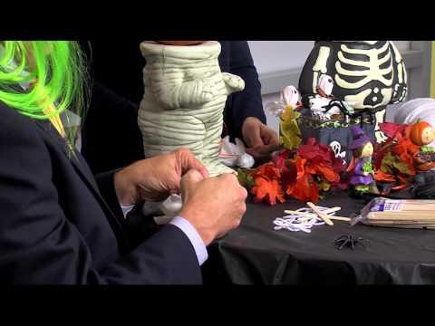 Kid-Friendly Halloween Crafts