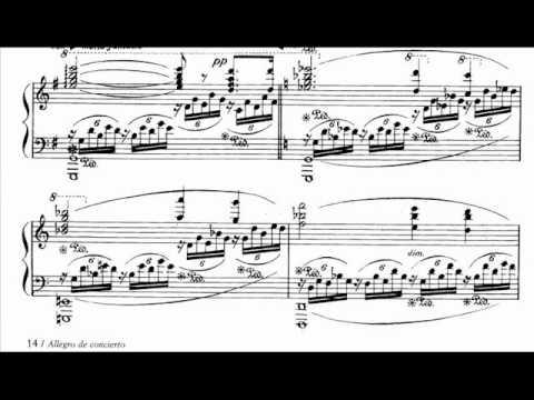 Гранадос, Энрике - Концертный вальс