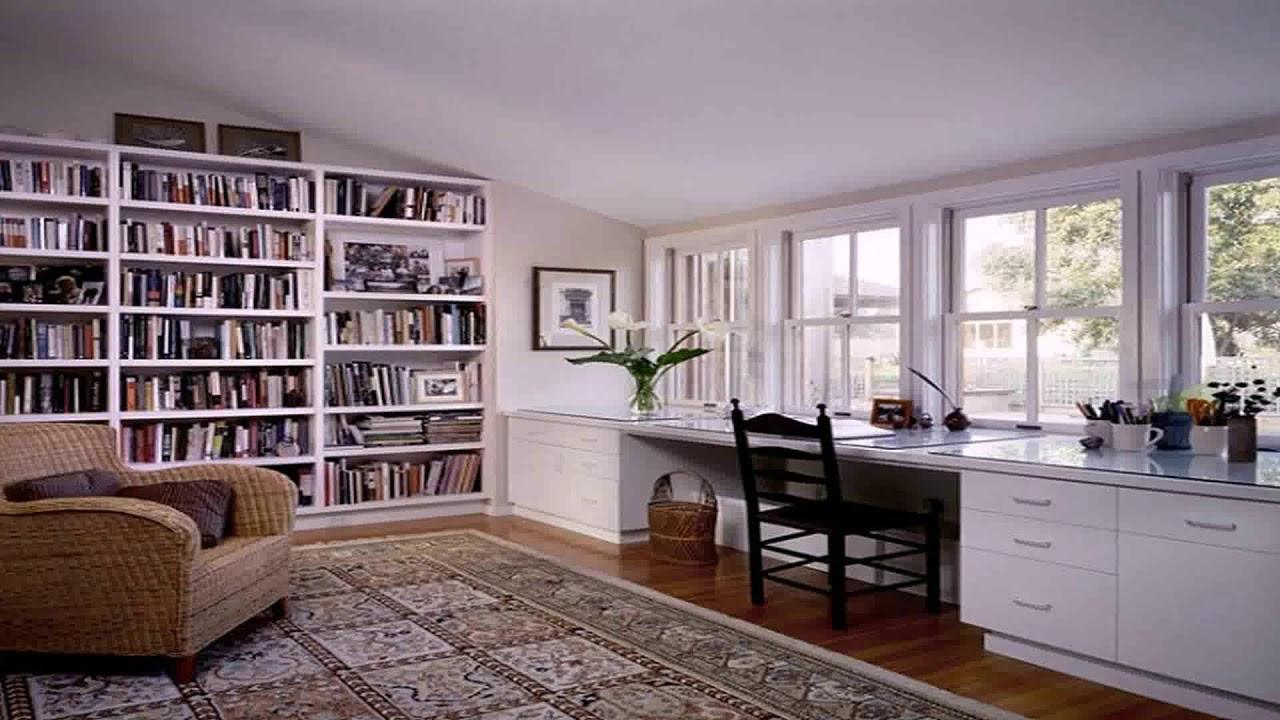 Loft Office Design Ideas